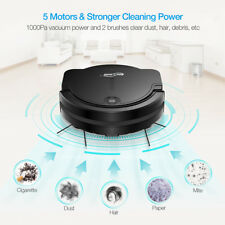 Housmile Smart Robotic Vacuum Cleaner Dry Wet Mopping Auto Sweeper Machine