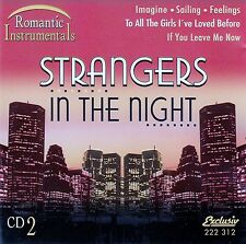 STRANGERS IN THE NIGHT 2 - ROMANTIC INSTRUMENTALS / CD