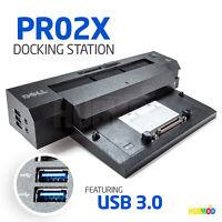 DELL Precision 7510 7710 E-Port Plus II USB 3.0 Docking Station Replicator PR02X