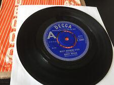 "Barry Mason - Misty Morning Eyes / Take Your Time U.K. 7"" 1966 Decca Demo"