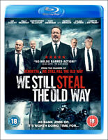 We Still Steal the Old Way Blu-Ray (2017) Julian Glover, Bennett (DIR) cert 18