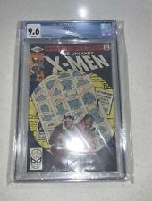 Uncanny X-Men #141 CGC 9.6 White Pages ~ Days of Future Past - 1st Rachel 1981