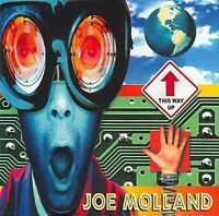 This Way Up, Joey Molland, Audio CD, New, FREE & Fast Delivery
