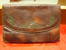 Heeker Genuine Steerhide Womans Handbag - Purse