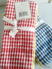 LTB: LOT4 ASSORTED LEILA'S HOME LIVING KITCHEN TOWELS