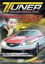 Tuner Transformation - Change My Ride...Now (DVD, 2007)