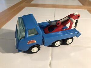 Tiny Tonka Rico Wrecker Tow Truck