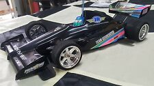 Vintage Associated rc10L Formula 1 car. ARTR. Aluminum wheels