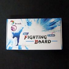 Brook Fight Board Fighting + Audio Turbo Rapid Fire Function for to PC PS3 PS4
