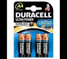 8 x Duracell AA Ultra Power Pilas Alcalinas - LR6, MX1500, MN1500, MIGNON