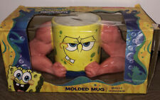 Spongebob Squarepants Muscle SpongeBob Molded Mug