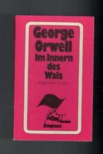 George Orwell - Im Innern des Wals Erzählungen und Essays I - 2003