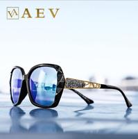 Women's Polarized Sunglasses Outdoor Driving Party Retro Fashion Glasses