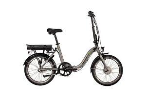 SAXONETTE Compact Plus S - E-Bike Pedelec 10,4 Ah 374 Wh - 3-Gang - Faltrad