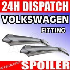 VW Bora & Golf Mk3 Mk4 '92-03 Flache Aero-Wischerblätter