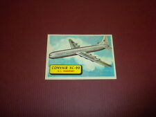 PLANES trading card #54 TOPPS 1957 Army Navy Air Force - WORLD AIRPLANES - WAR
