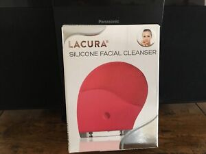 Lacura Silicone Facial Cleanser For Normal Skin Vibrating Brush New & Boxed