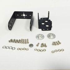 1X 2 DOF Slope Pan and Tilt Servos Sensor Mount kit for Robot Arduino MG995 NEW