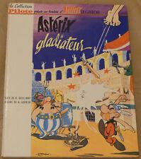 ASTERIX -4- / Asterix gladiateur / 1965 17 titres dont 4 à paraitre / TBE