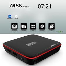 MECOOL M8S PRO 2GB/16GB Smart Android 7.1 TV Box Amlogic S905W Quad Core HD U6R7