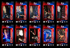 Topps WWE Slam '19 On Point base complete 10 card set --DIGITAL--