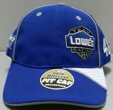 Jimmie Johnson # 48 Lowe's Racing Chase Authentic's 2015 Pit Hat - Free Ship