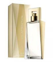 AVON ATTRACTION FOR HER 50ML PERFUME SEALED & BRAND NEW