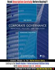*FAST SHIP* - Corporate Governance, 3E by Bob Tricke