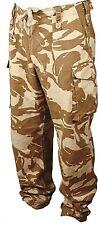 BRITISH ARMY - Desert Combat Lightweight Trousers Genuine Army Surplus DPM