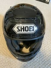 New listing Shoei X-Eleven X-11 Black w/ Clear and Tinted Visors Size Large 7-3/8 to 7-1/2