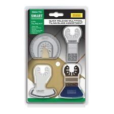 Smart Sm4-tk 4pc Multi Tool Tiling Kit