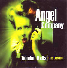 CD Single Angel Company - Mike OLDFIELD	Tubular bells 2-track CARD SLEEVE