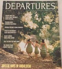 Departures Magazine Idyllic Days In Andalucia July/August 1996 072717nonrh2