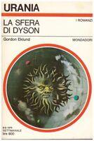 (Eklund) La sfera di Dyson 1979 Mondadori Urania 800