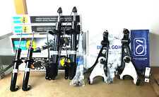 4 Ammortizzatori Bilstein B4 + Kit Bracci 8 Pezzi Per Alfa 156 Tutti i modelli