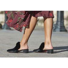 NIB $895 Christian Louboutin Boudiva 35 Pony Slides Size 37