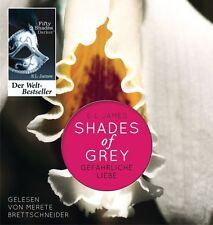 Shades of Grey 02. Gefährliche Liebe von E L James (2012)