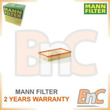 GENUINE MANN-FILTER AIR FILTER FOR AUDI VW