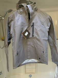 Chrome Industries Storm Cobra 2.0 Jacket Grey Large