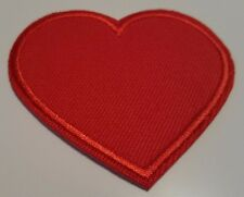 Love Heart Iron on Patch Brand New Sew on Patch Transfer fancy dress