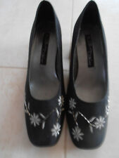 Womens Dress Pumps Leather Size 38 or UK 5 Brand New Unworn