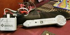 Greenlee 200Ep-G Tone Probe & 77Hp-G Tone Generator Used