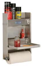 Enclosed Trailer Aluminum Cabinet Organizer, Toy, Garage, Race Shop, Auto
