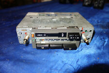 Blaupunkt Lübeck CR car radio de coche videocasetes receiver Oldtimer Youngtimer