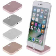 Aluminium Ultra Thin Dock Station Charger for iPhone 11 X 6 7 8 Pro Max Plus