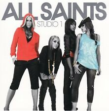 All Saints-studio 1-CD + DVD -