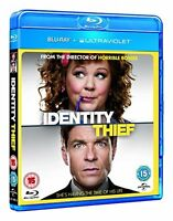 Identity Thief [Blu-ray + UV Copy] [2012] [DVD][Region 2]