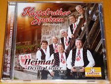 Kastelruther Spatzen - Heimat Deine Lieder  / 22 Track CD Album - wie Neu !!
