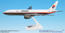 Flight Miniatures Malaysia Airlines 50th Anniversary Boeing 777 1:200 Scale RET