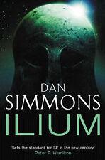 Ilium by Simmons, Dan